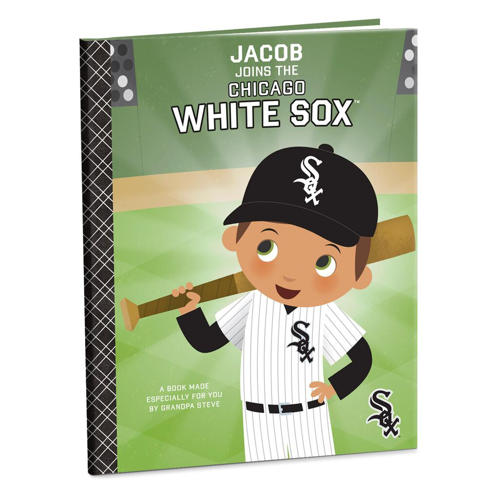 764faa4a8 Chicago White Sox™ Personalized Book - Personalized Books - Hallmark