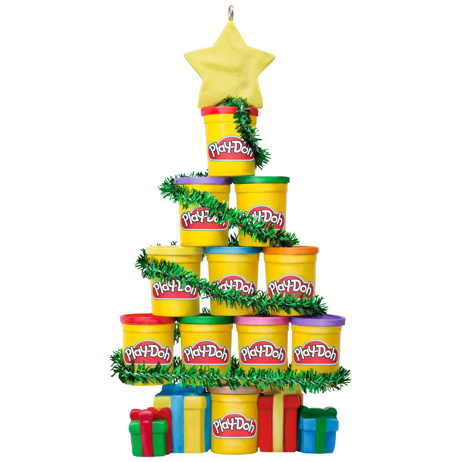 Hasbro O PlayDoh Tree Ornament  Keepsake Ornaments  Hallmark