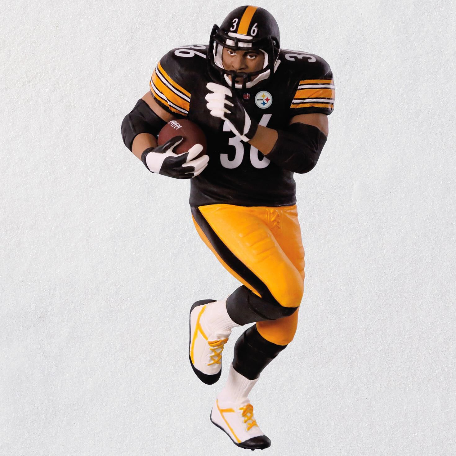 Pittsburgh Steelers Jerome Bettis Ornament   Keepsake Ornaments   Hallmark