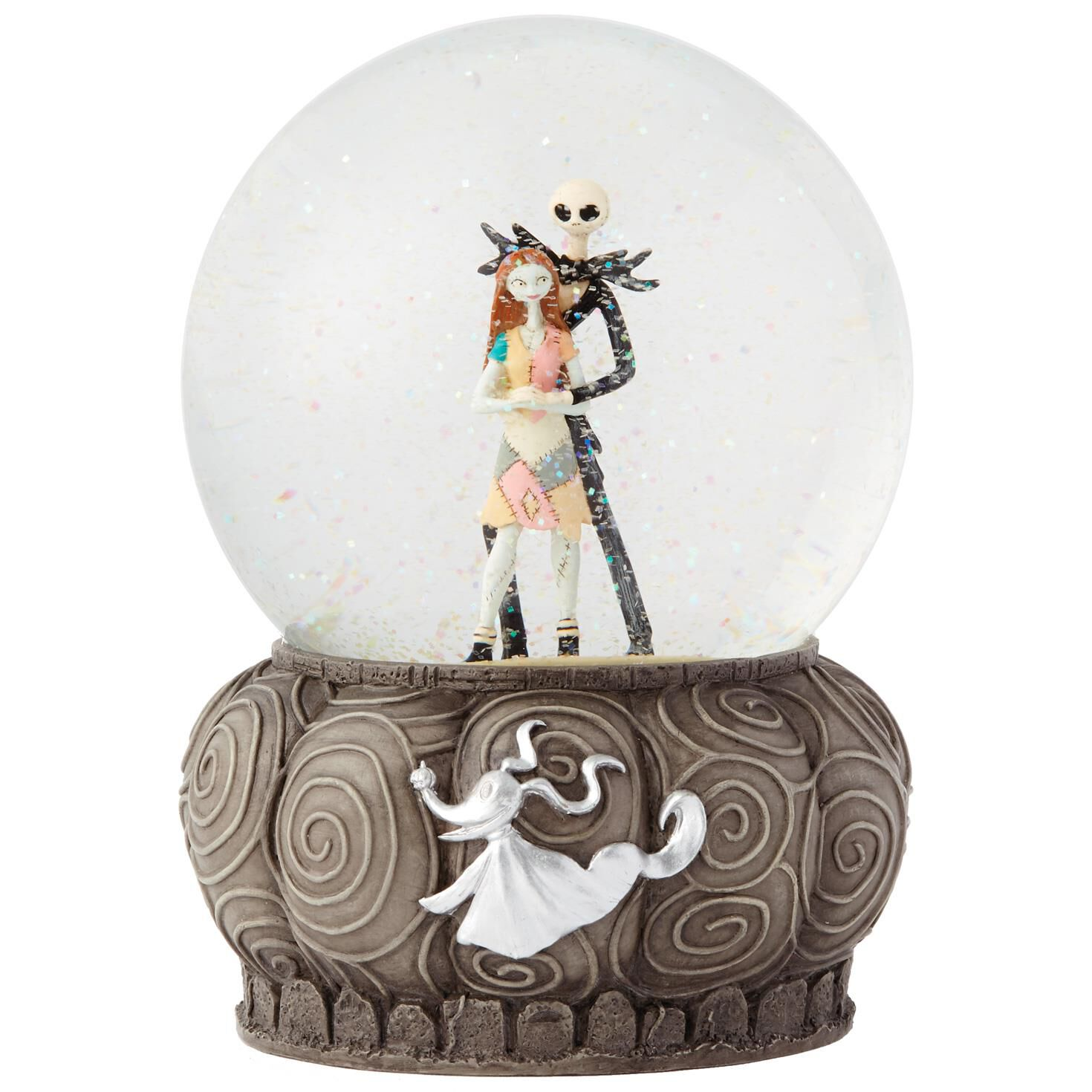 disney showcase the nightmare before christmas snow globe snow globes water globes hallmark
