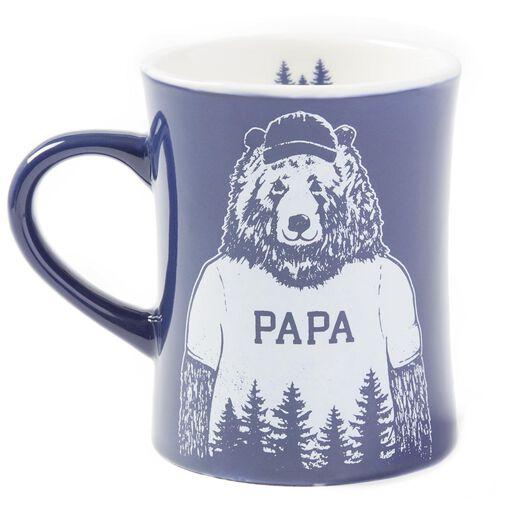 4b03fba1558f Life is Good Papa Bear Mug
