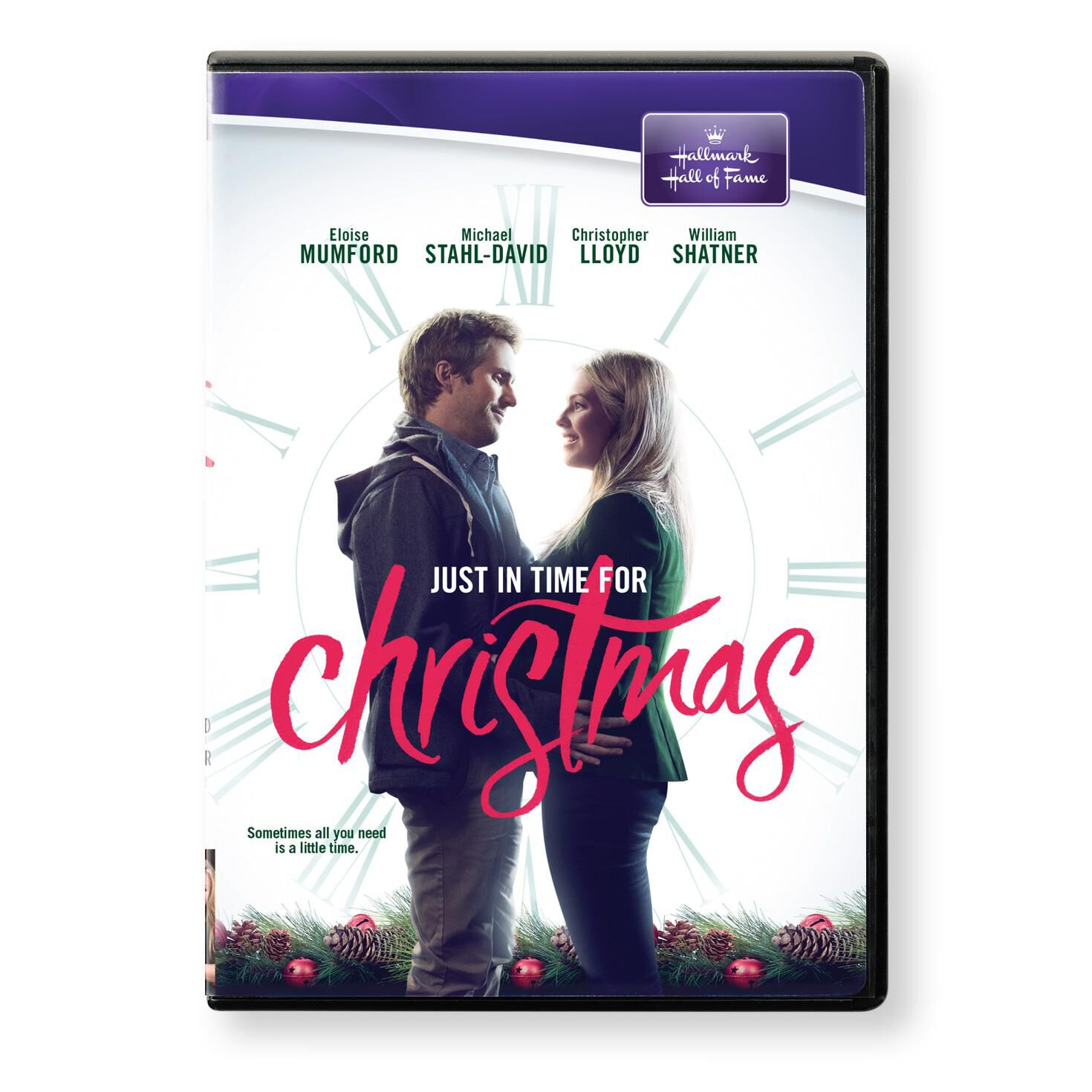 Just in Time for Christmas DVD - Hallmark Hall of Fame - Hallmark