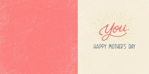 You're Amazing Musical Mother's Day Card,