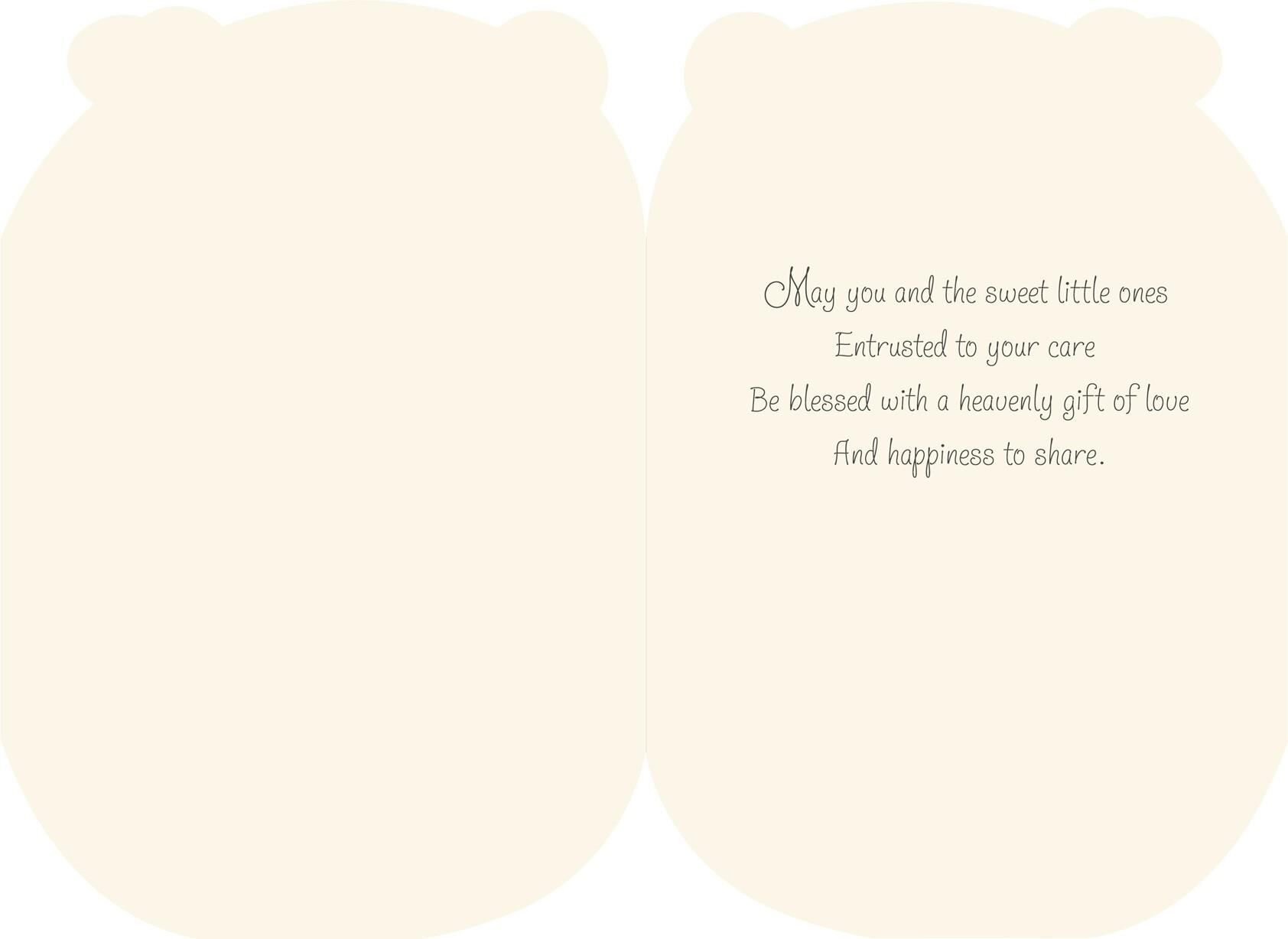 baptism card messages