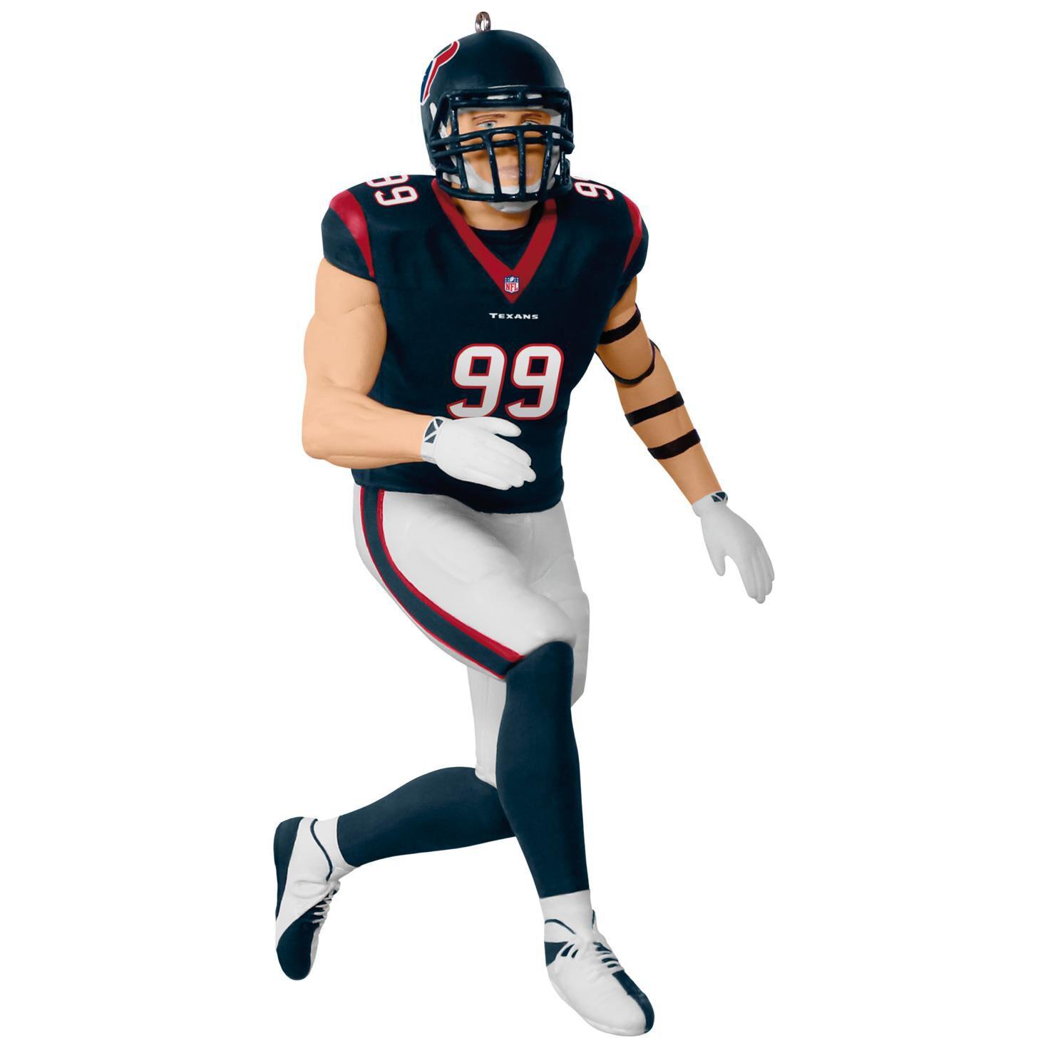 NFL Houston Texans J. J. Watt Ornament - Keepsake Ornaments - Hallmark