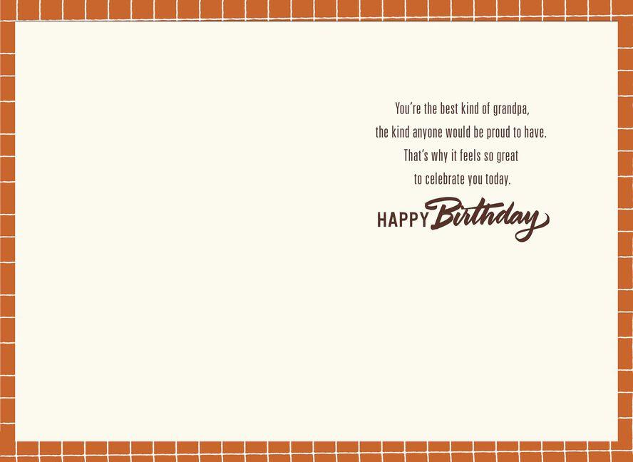 You Are One Classic Grandpa Birthday Card Greeting Cards Hallmark