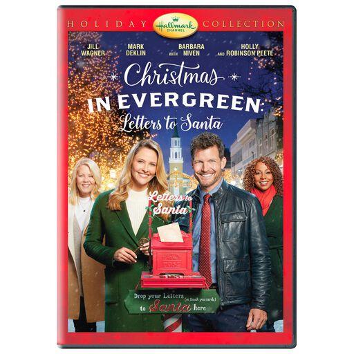 Christmas In Evergreen.Christmas In Evergreen Dvd Hallmark Channel Hallmark