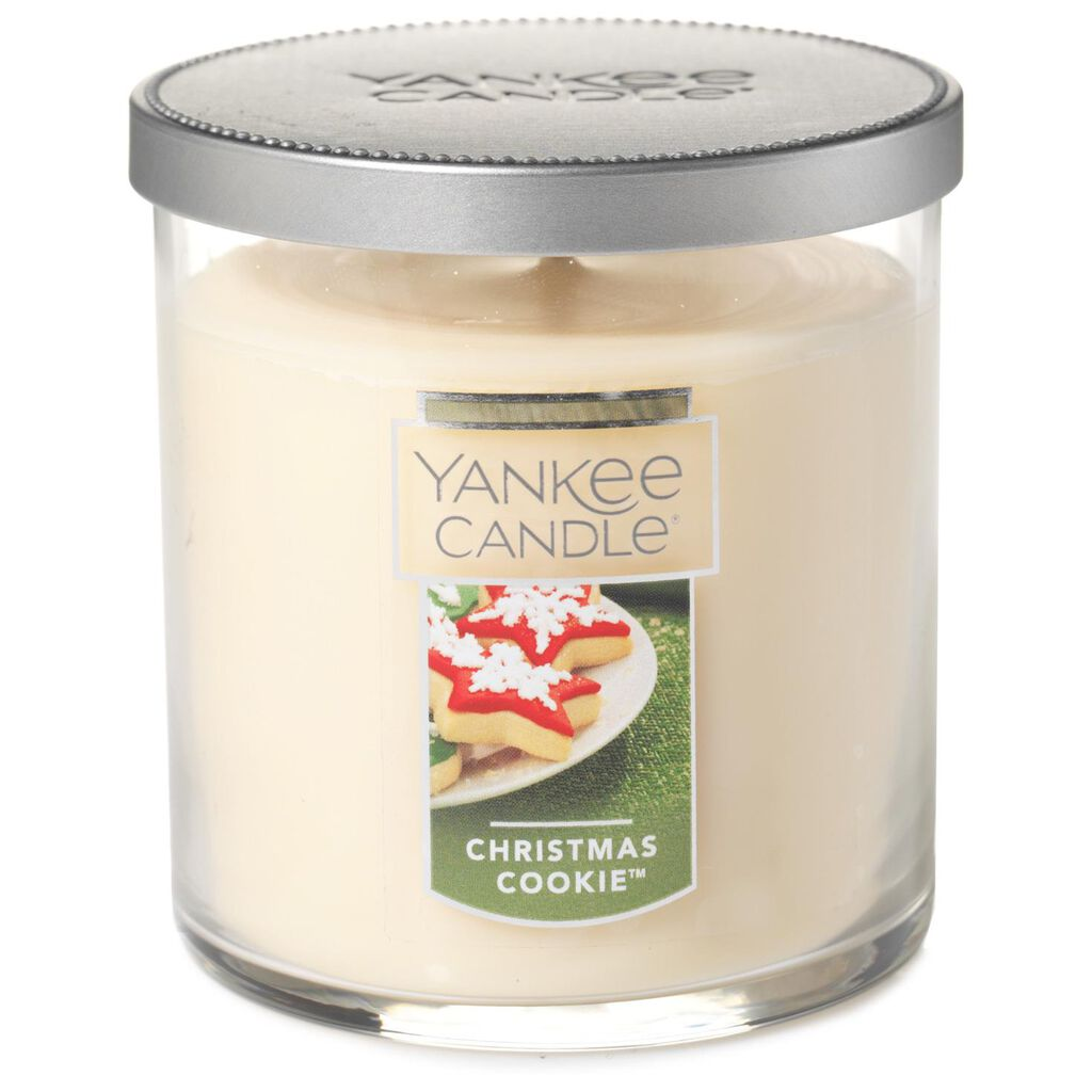 Christmas Cookie™ Small Jar Candle by Yankee Candle® - Candles ...