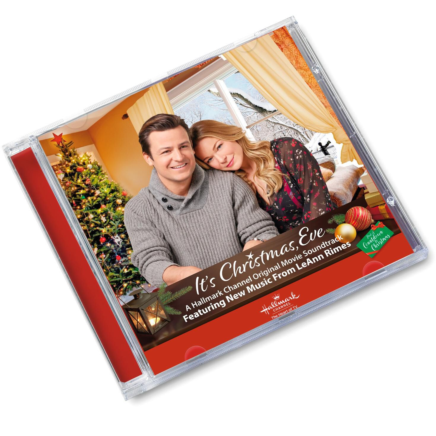 A gift wrapped christmas movie soundtrack