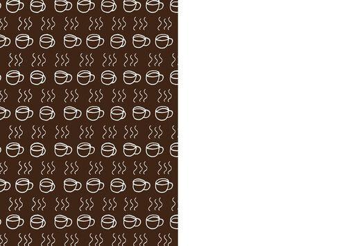 Espresso Yourself Blank Card,