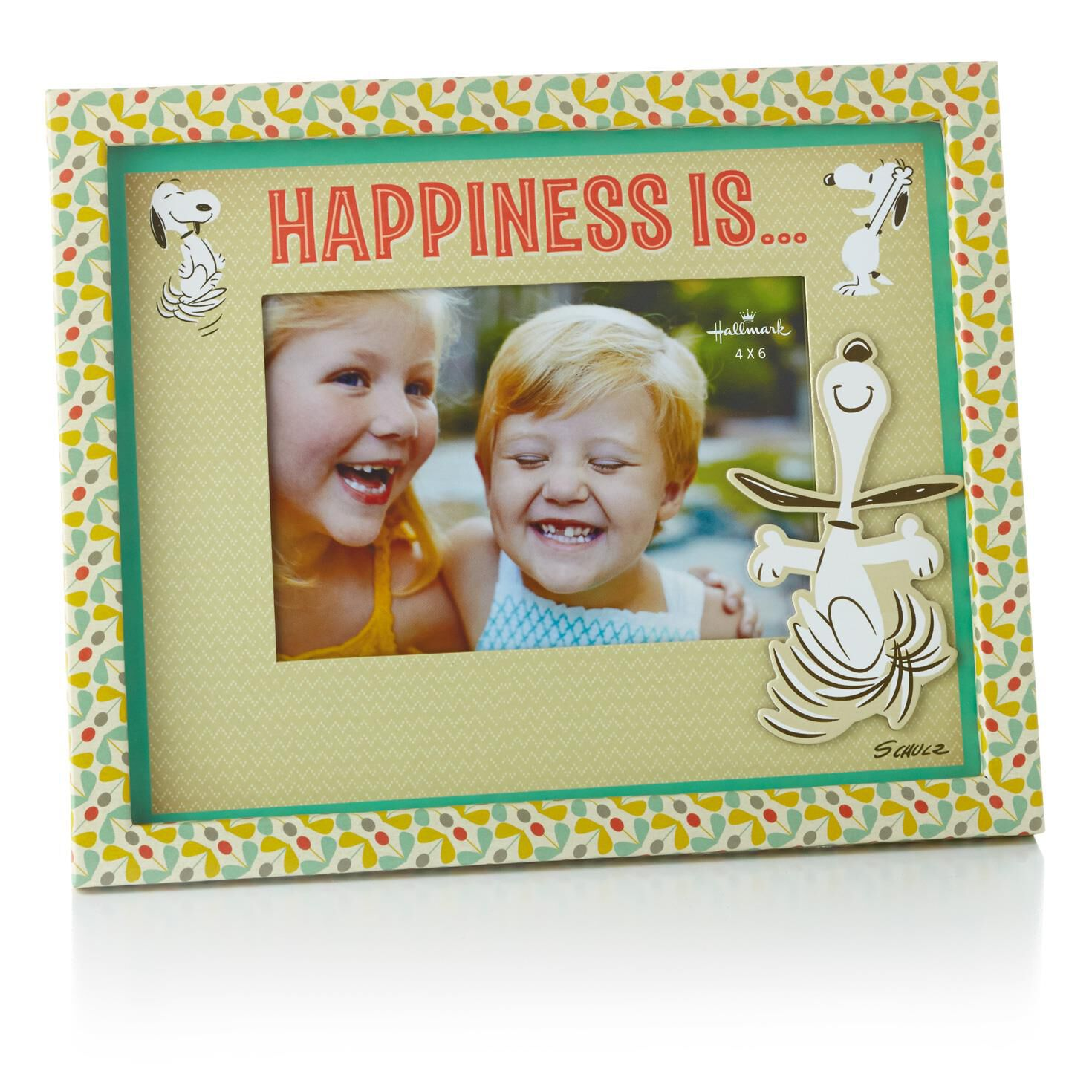 Happiness is picture frame 4x6 picture frames hallmark jeuxipadfo Choice Image
