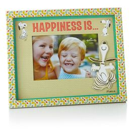 Happiness Is Picture Frame, 4x6, , large