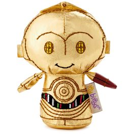 itty bittys® Star Wars™ C-3PO™ With Red Arm Stuffed Animal Limited Edition, , large