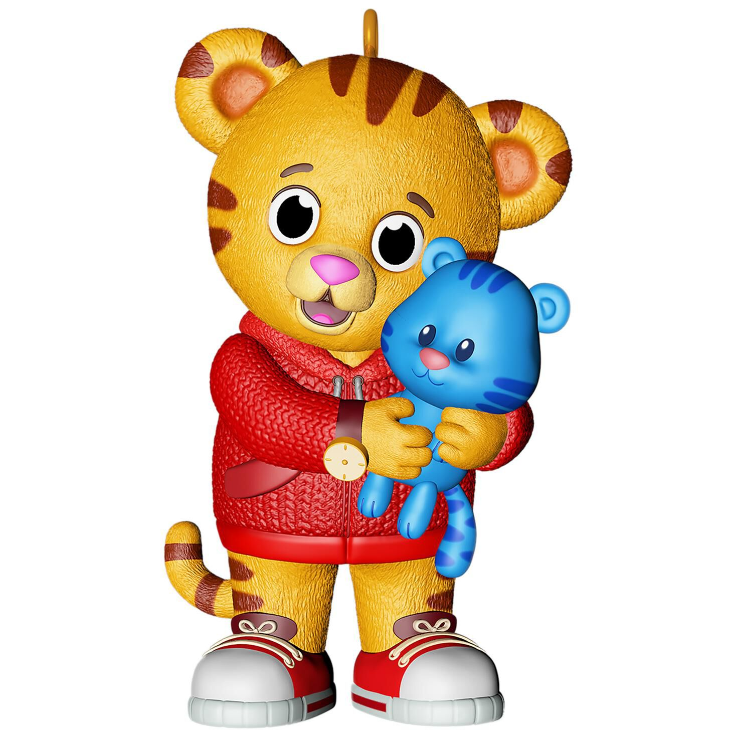 Daniel Tiger\'s Neighborhood® Daniel and Tigey Ornament - Keepsake ...