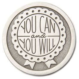 You Can and Will Token, , large