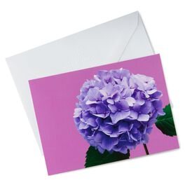 Photo of Blue Hydrangea Thank You Notes, Pack of 10, , large