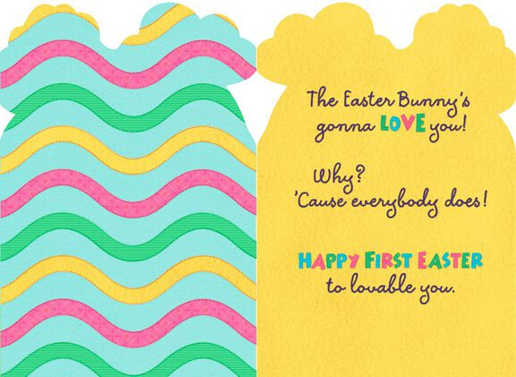 Peanuts Grandsons First Easter Card Greeting Cards Hallmark – Hallmark Easter Cards