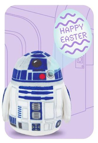 R2 d2 itty bittys greetings easter card greeting cards hallmark r2 d2 itty bittys greetings easter card bookmarktalkfo Choice Image