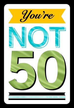 Years of Experience Funny 50th Birthday Card