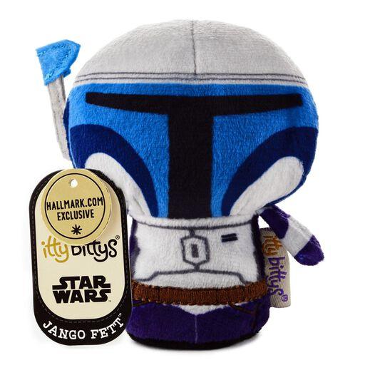 c3e4c528c06f ... itty bittys® Star Wars™ Jango Fett™ Stuffed Animal,