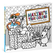 Maxine\'s True Colors Coloring Book for Adults - Coloring Books ...