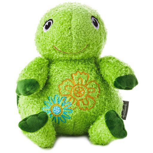 Embroidered Turtle Stuffed Animal 8