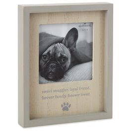 Sweet Snuggler Pet Picture Frame, 4x4, , large