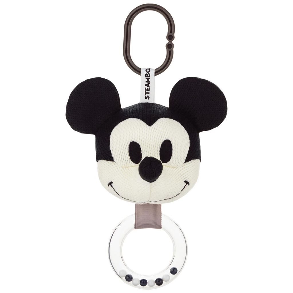 Mickey Mouse Car Seat And Stroller Toy