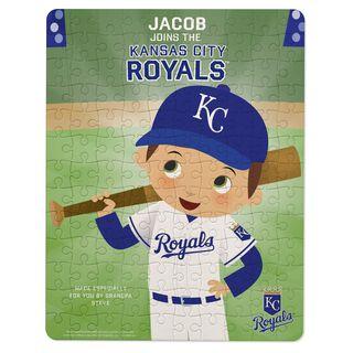 Major League Baseball™ Personalized Puzzle,
