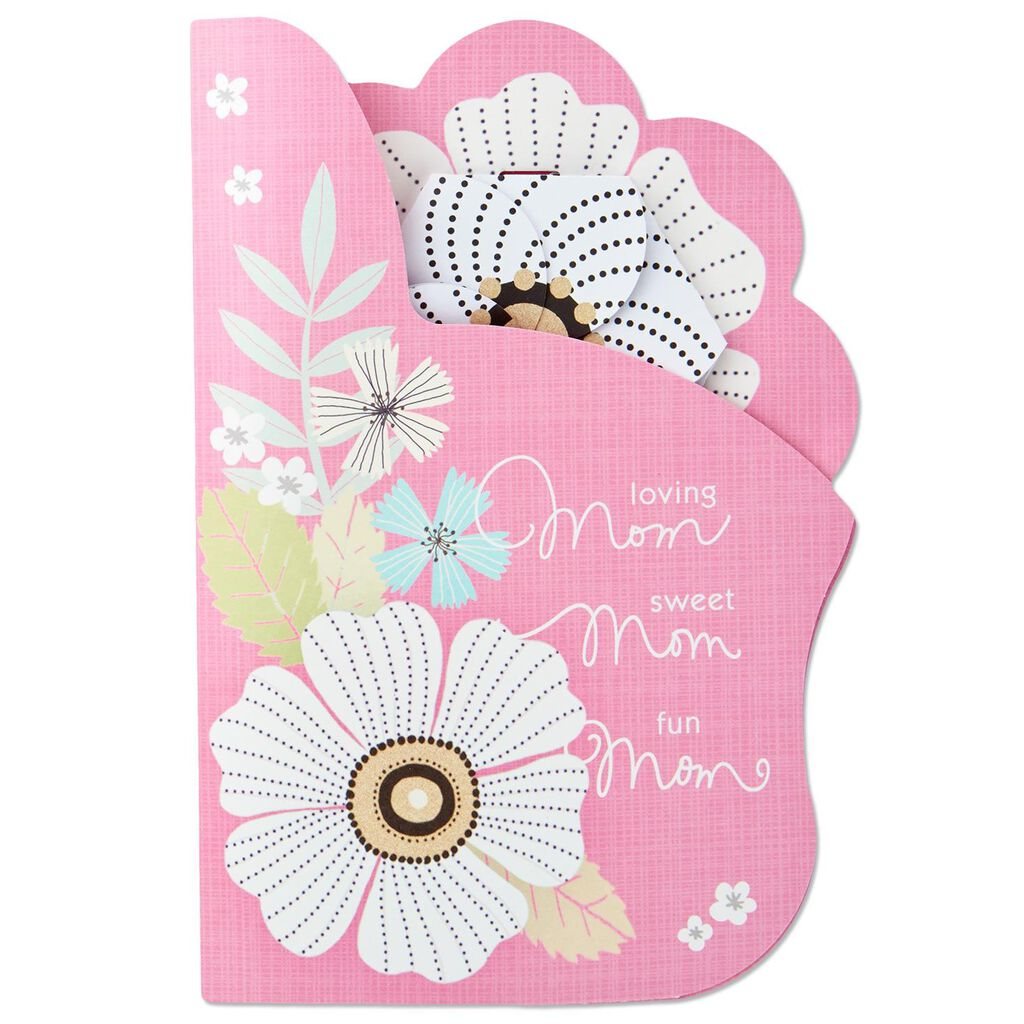 My Mom Pop Up Musical Mothers Day Card Greeting Cards Hallmark