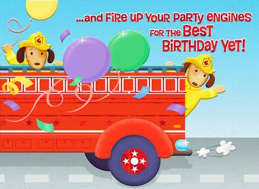 Sound The Alarm Birthday Card Greeting Cards Hallmark