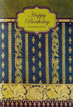 Savor the Memories Birthday Card