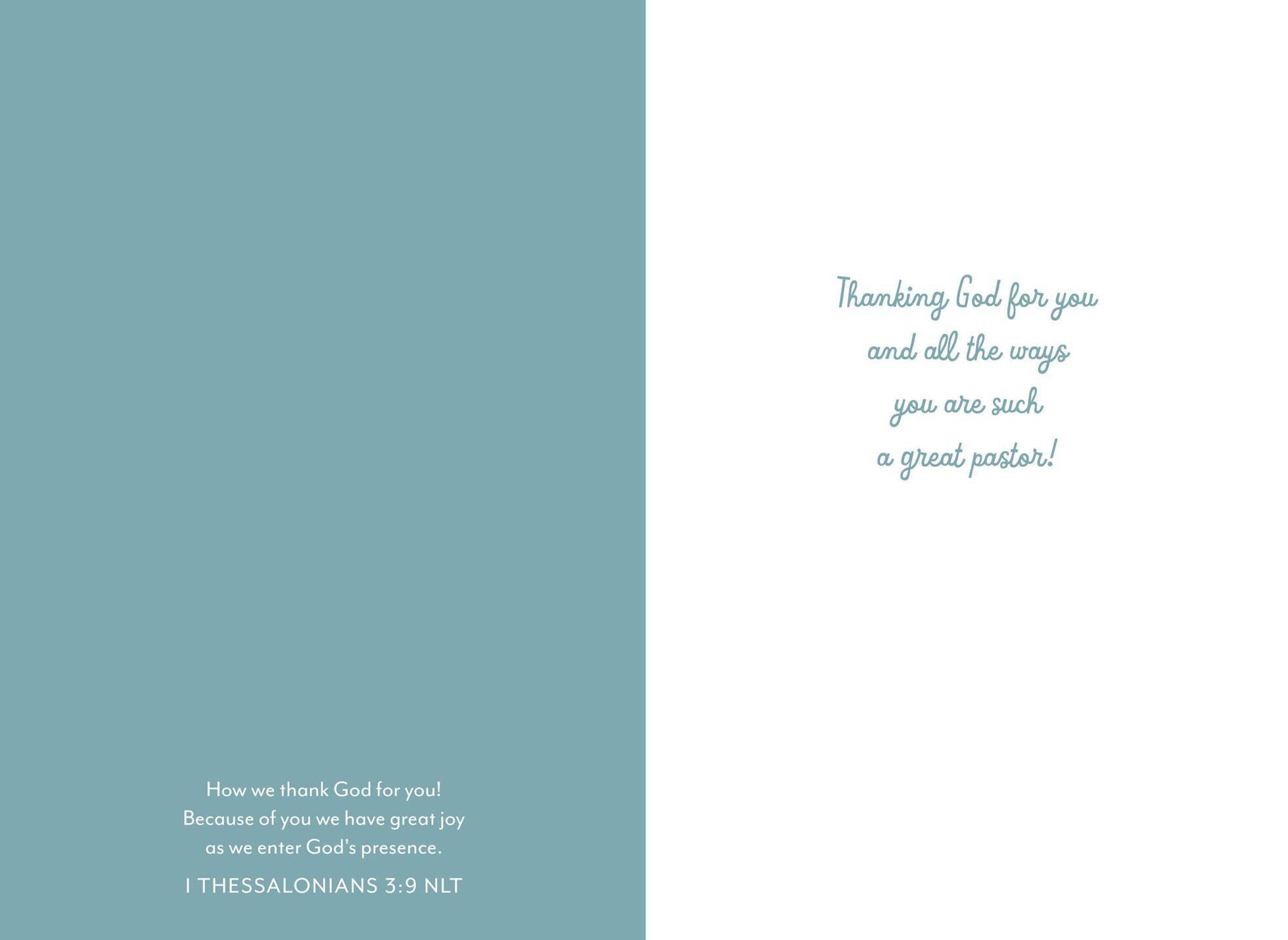image regarding Pastor Appreciation Cards Free Printable known as Clergy Pastor Appreciation Hallmark