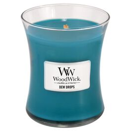 WoodWick® Medium Candle, Dew Drops, , large
