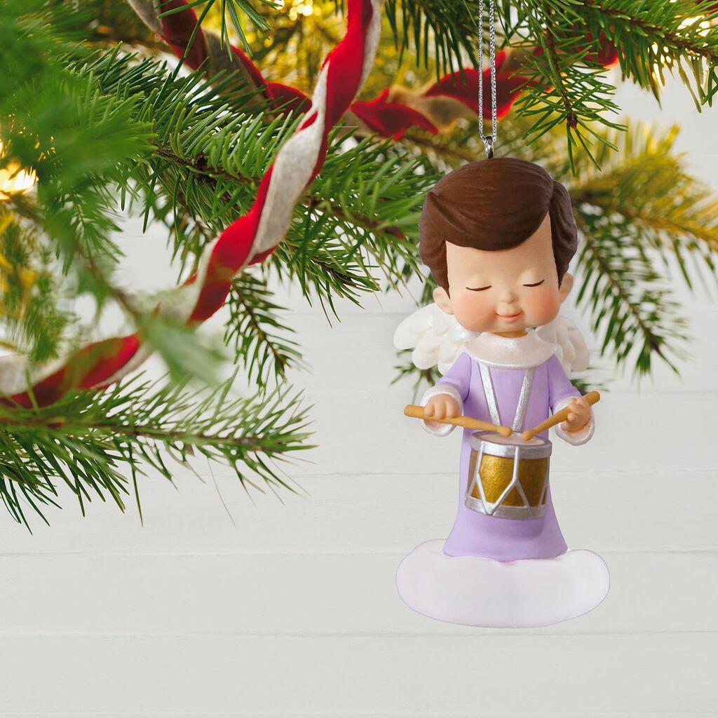 Mary S Angels Allium Ornament