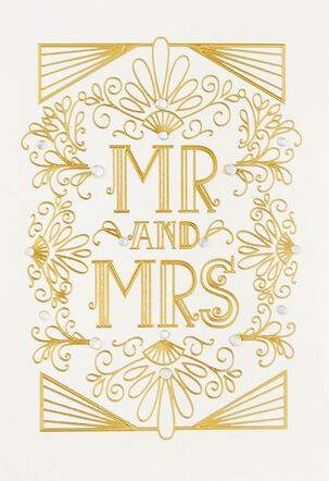 Beautiful Day Wedding Card