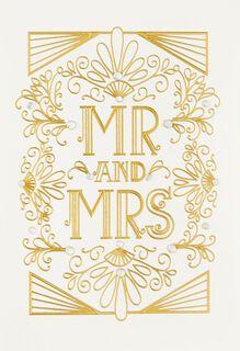 Beautiful Day Wedding Card,