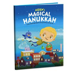 Hanukkah Personalized Book, , large