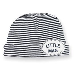 Mud Pie® Little Man Newborn Hat, , large