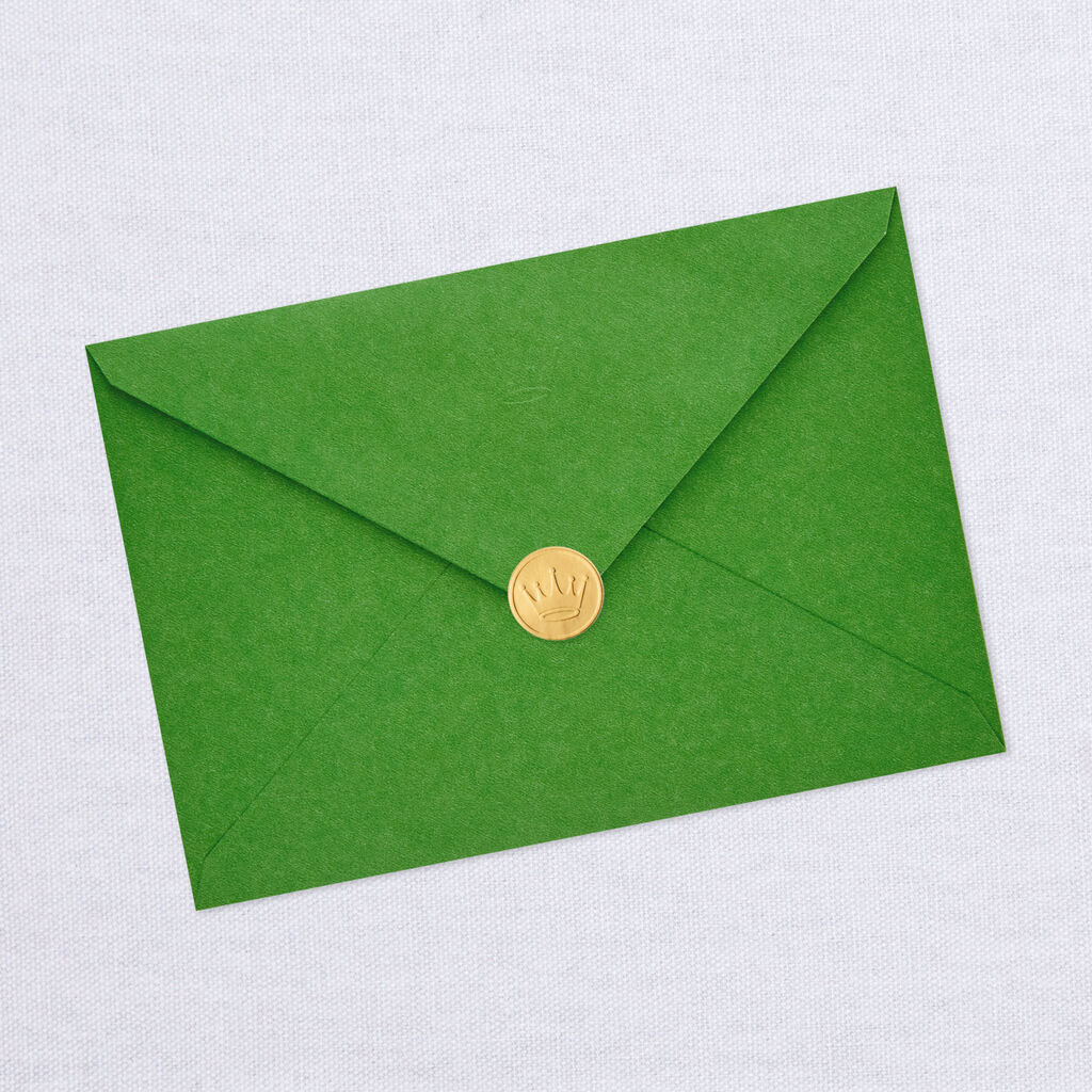 Sign Of The Shamrock St Patricks Day Birthday Card