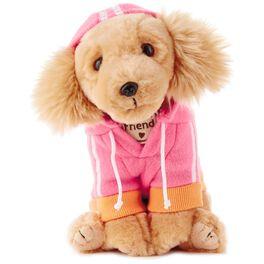 Dog Stuffed Animal Hooded Sweatshirt Accessory, , large