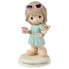 Precious Moments® This Fabulous Grandma Figurine, , large