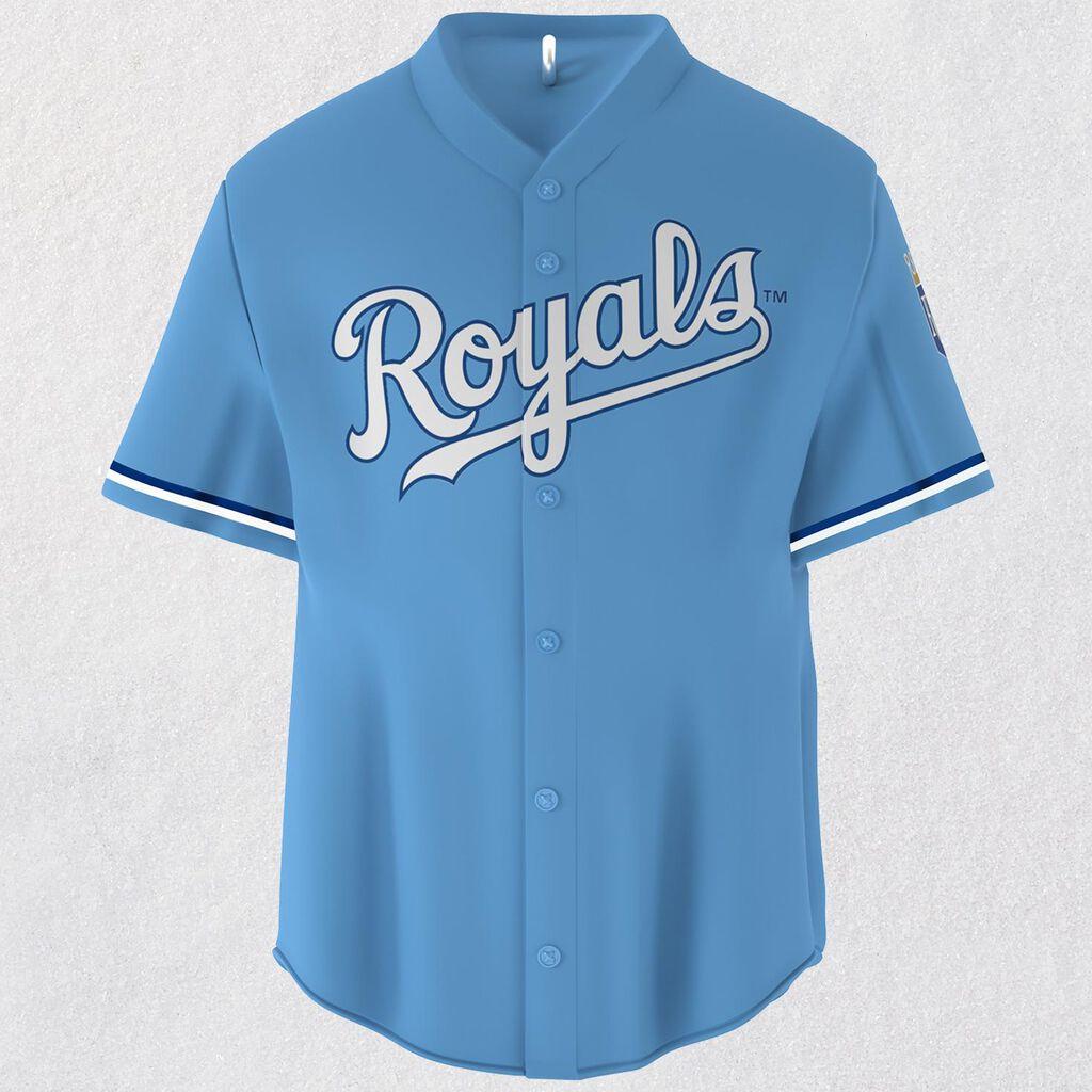 Kansas City Royals™ Jersey Ornament - Keepsake Ornaments - Hallmark