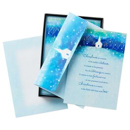 A Reason To Be Joyful Christmas Cards, Box of 16, , large