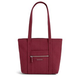 Vera Bradley Iconic Small Tote Bag in Hawthorn Rose, , large
