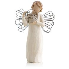 Willow Tree 174 Angel Just For You Thank You Figurine