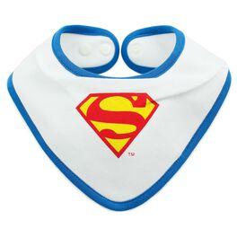 SUPERMAN™  Bandana Bib by Bumkins, , large