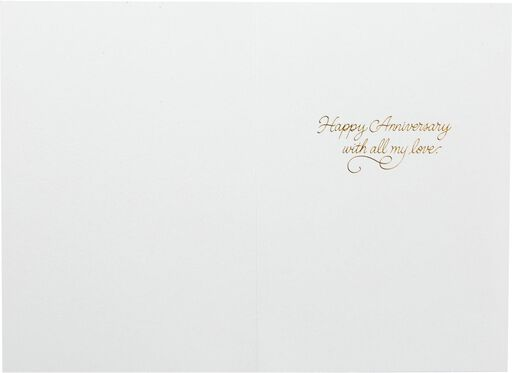 You Make Life Beautiful Anniversary Card,