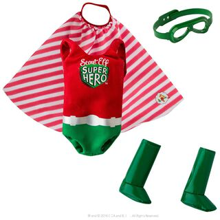 The Elf on the Shelf® Scout Elf Superhero,