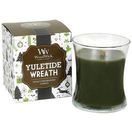 WoodWick® Mini Boxed Candle, Yuletide Wreath, , large